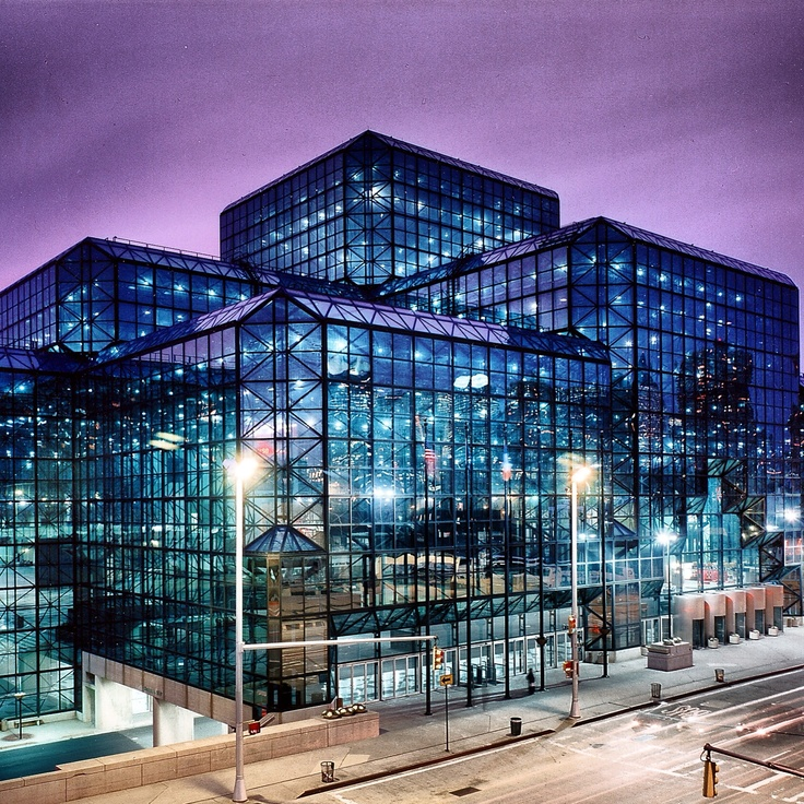 Jacob Javits Convention Center!  Home of the 2013 NYIAS