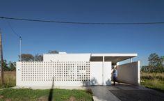 Casa Cozzi, San Justo, Província de Santa Fe, Argentina / Germán Müller © Federico Cairoli