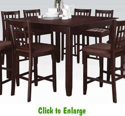23 best images about bar counter height sets on for Dining sets nashville tn