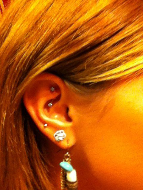 My piercings ;)