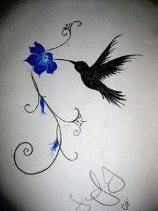 Hummingbird Tattoo Meaning (32)