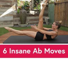 Based on more than 600 exercises and variations, Pilates keeps ab work interesting while helping you sculpt a powerful core. | Health.com