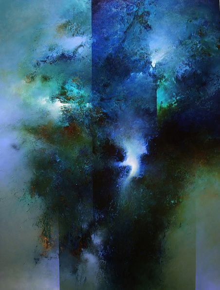 Cody Hooper Art #abstractart #beautifulart #atmosphere #contemporary #modernart #painting