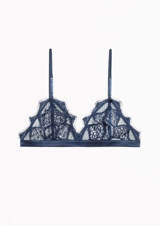 & Other Stories | Sheer LaceTriangle Bra