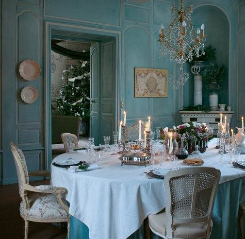 231 best dining rooms images on pinterest | home, blue and white