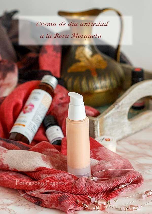 Crema de día antiedad a la Rosa Mosqueta