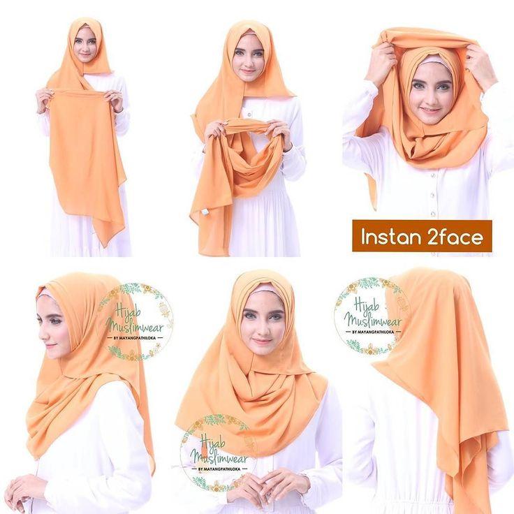 IED Series tersedia 14 warna Hijab Instan Kombinasi _________ Tidak perlu peniti & pentul _________ Follow @hijab_bymayangpathiloka  @hijab_bymayangpathiloka  .  gudangnya hijab instan MURAH PROMO 48 JAM  Tgl 28 - 29 Juni  ALL ITEM HIJAB INSTAN  Hanya Rp. 75.000-/Pcs FREE PIN BROOCH FREE ONGKIR  Se-INDONESIA  ___________ Wearing hijab should be effortless .  #Donasi #Untuk #Dakwah #Dengan #PaidPromoteMTC