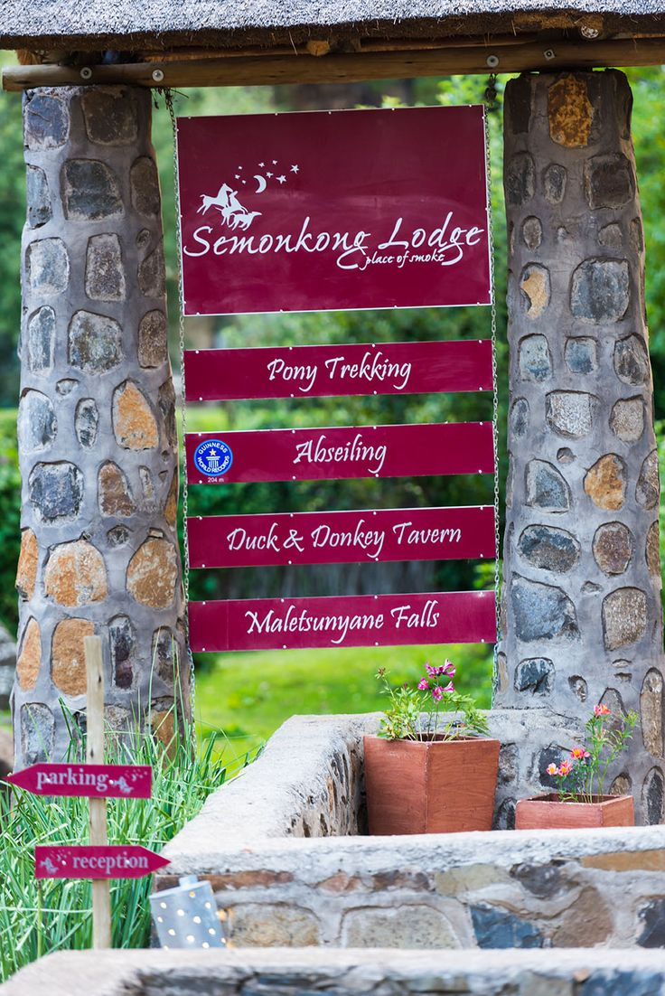 From the moment you arrive at Semonkong Lodge you will have a hard time choosing what activity to do first... luckily, you can do them ALL!  Visit our website to find out all the fun activities you can get up to during your stay: www.semonkonglodge.com