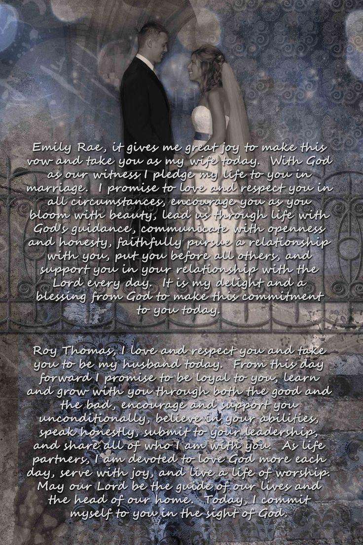 Wedding vows wiki - Digital Art Wedding Vows