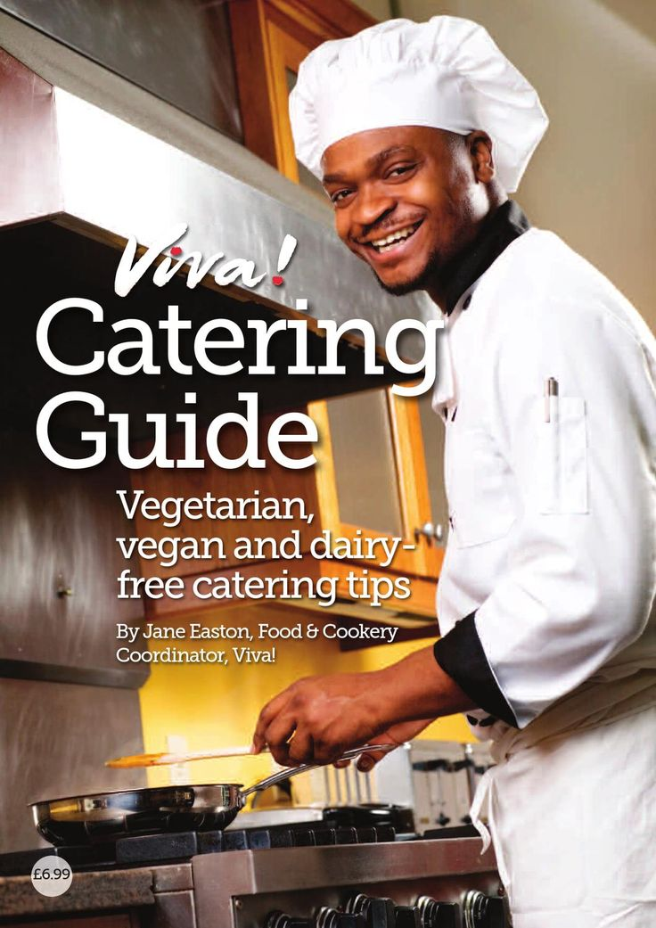 Vegan Catering Guide by Vegan Future