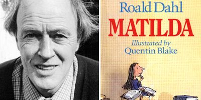 I'm a Miracle! How Roald Dahl's Matilda Went from Mischievous Children's Classic to Magical Broadway Musical   Broadway Buzz   Broadway.com