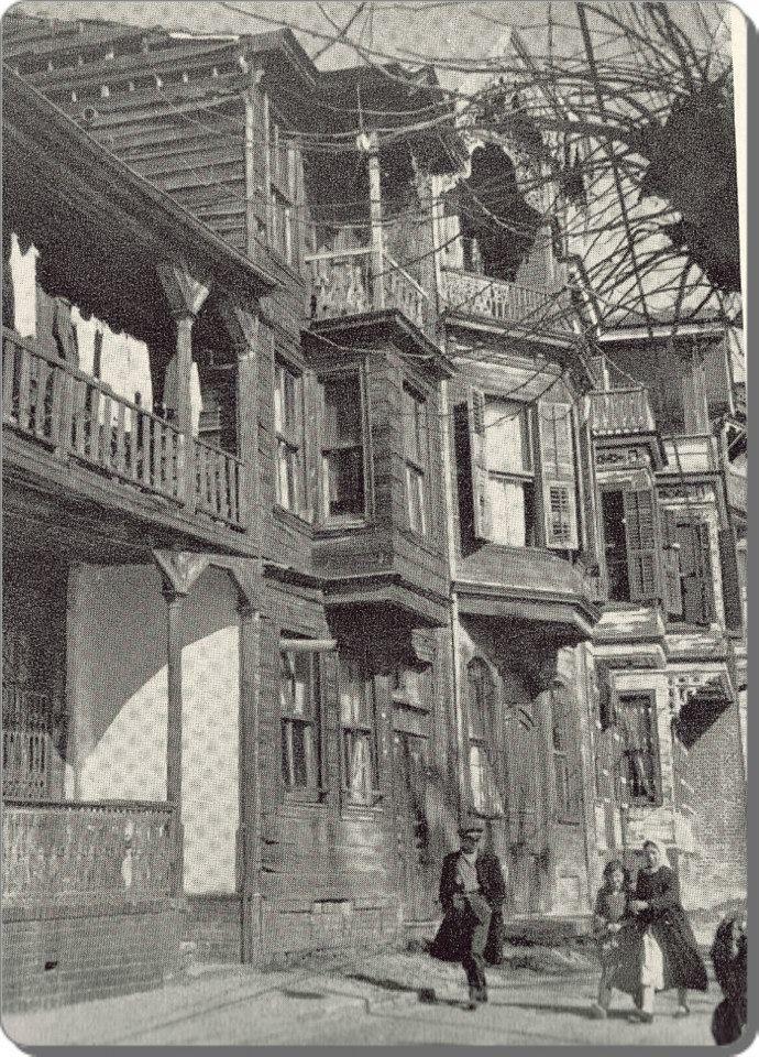 Sarıyer - Pazarbaşı - 1950