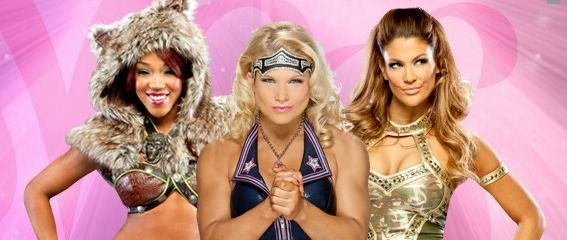 WWE Divas Facebook photo #wwemoms