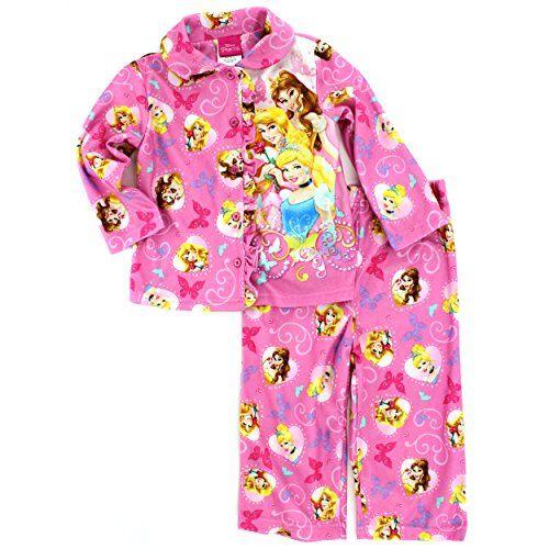 Disney Princess Girls Flannel Coat Style Pajamas (2T, Pink Butterfly Princess) Disney http://www.amazon.com/dp/B01A93GXGC/ref=cm_sw_r_pi_dp_ylK4wb1C2W600