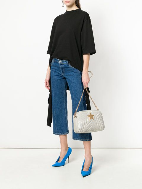 571ac85eb31a Stella McCartney Stella Star shoulder bag