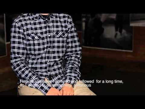 HUF x Haroshi x DLX Collaboration - Interview with HAROSHI - YouTube