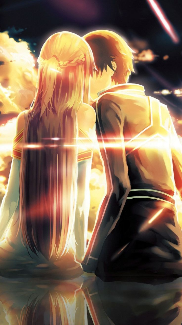 Pin by Rishav Jain on wallpapers (With images) Sword art