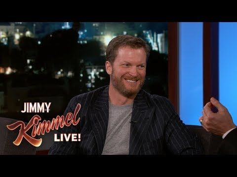 Dale Earnhardt Jr. Reveals How Wife Told Him She's Pregnant - YouTube