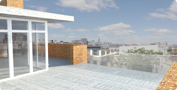 Creating visions: 3D architectural modeling