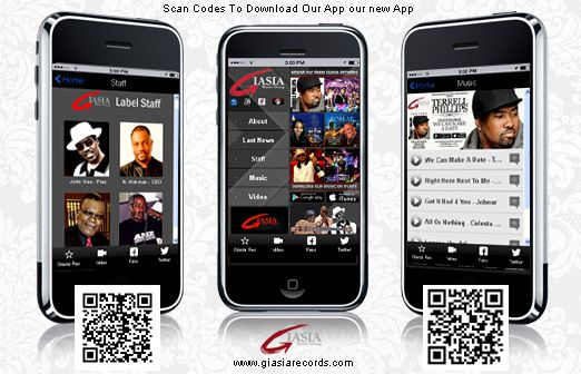 Download Giasia Records new App online