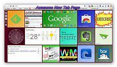 Потрясающая новая вкладка в Google Chrome | INET-BOOM.RU