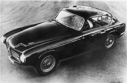 Pegaso Z-102 Berlinetta Superleggera, 1952 - Prototype