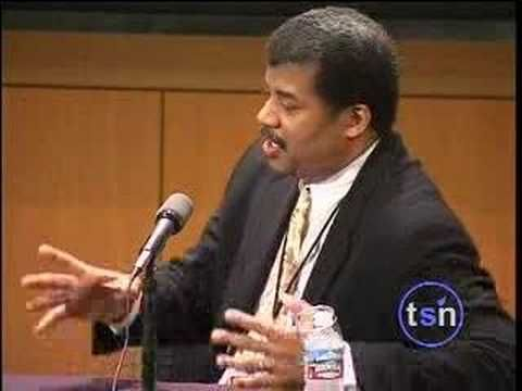 "Neil deGrasse Tyson criticizing Dawkins on education versus fact-distribution... ""here are the facts, and here is a sensitivity to your state of mind"""