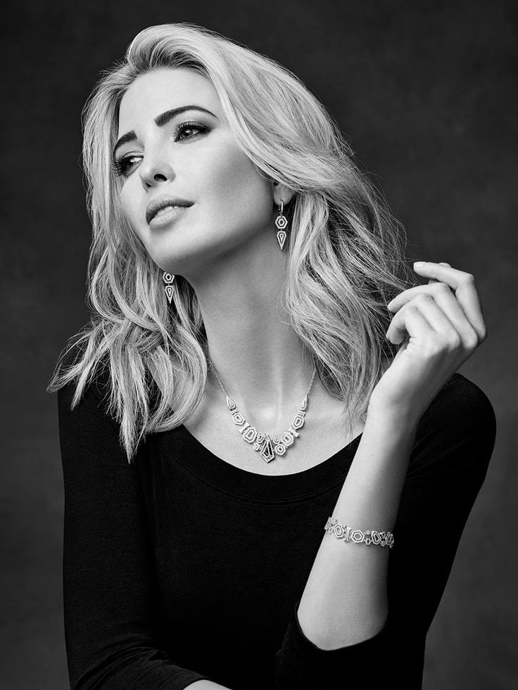Ivanka Trump Jewelry Campaign