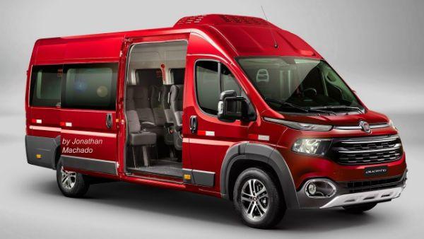 Fiat Ducato 2020 | Fiat ducato, Fiat, Fiat cars