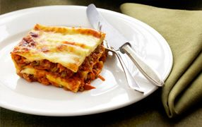 A tasty twist on an old favourite, Curried vegetable and lentil lasagne is packed full of legumes and vegetables. This high fibre winter warmer is a dish you don't have to feel guilty about.