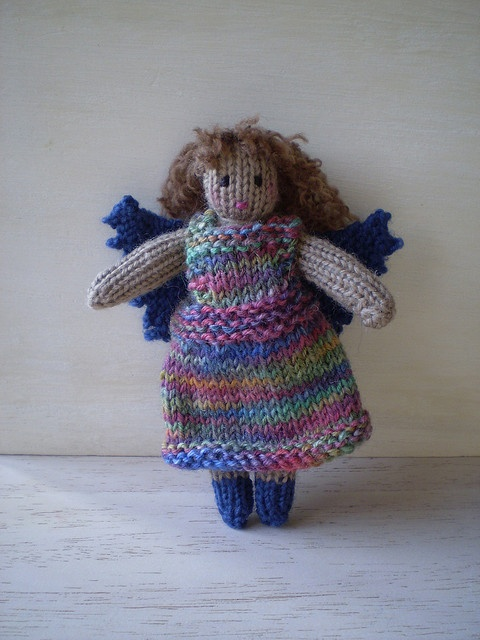 Knitting Pattern For Welsh Doll : 94 best images about knit toys (dolls) on Pinterest