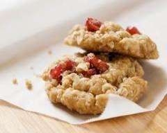 Cookies salés aux tomates séchées et au chorizo Ingrédients