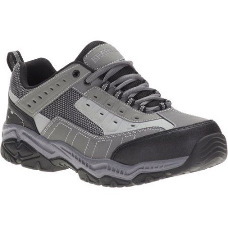 Brahma Men's Seth Steel Toe Shoes, Size: 10.5, Multicolor