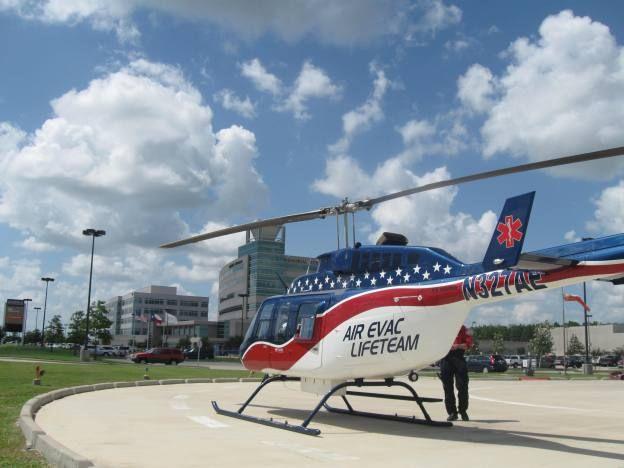 Texas flight nurse blog.