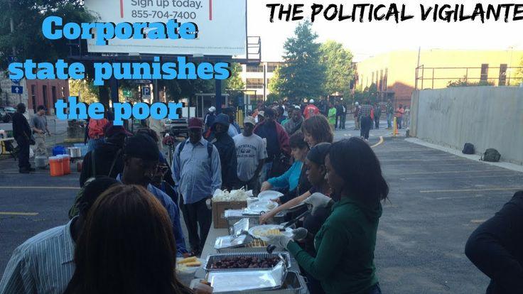 Atlanta Police Ticket People Feeding Homeless — The Political Vigilante