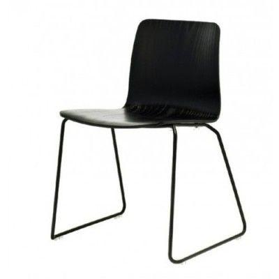 die besten 25 stuhl schwarz ideen auf pinterest schwarze w nde esstisch st hle und. Black Bedroom Furniture Sets. Home Design Ideas