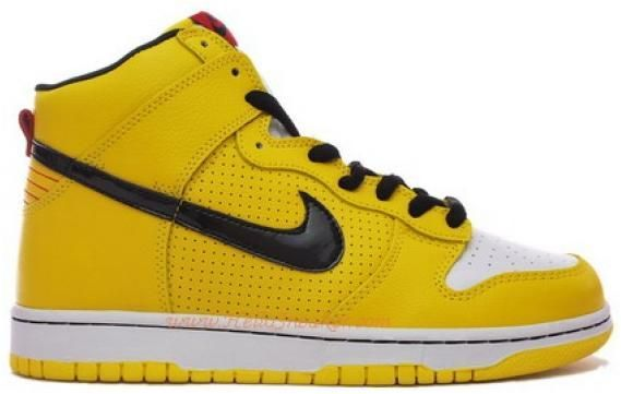 313171 701 Nike Dunk SB High Wet Floor Yellow Black White cheap Nike Dunk Low If you want to look 313171 701 Nike Dunk SB High Wet Floor Yellow Black White
