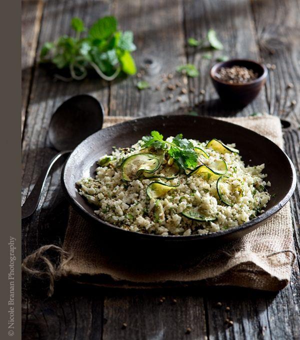 капуста  Пряный рис сцветной капустой ицуккини. http://amp.gs/znJ4