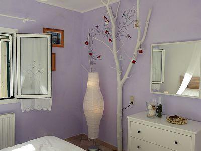 Affitto casa di campagna Diano San Pietro - La camera da letto matrimoniale