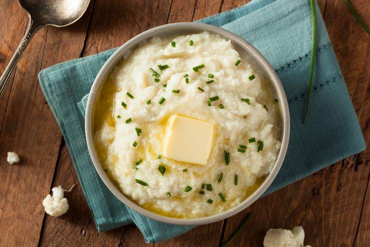 Karcsúsító karfiolpüré krumpli helyett: ezt edd, ha fogyni szeretnél