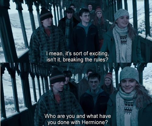 Harry Potter Until The Very End Quote Quora: Best 25+ Hermione Granger Ideas On Pinterest