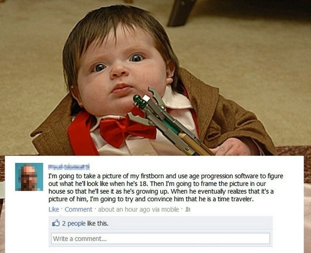 Parenting Level: Awesome... Brilliant!