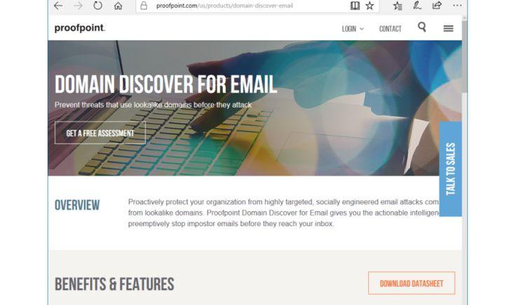 Proofpoint präsentiert Domain Discover – neue Lösung stoppt betrügerische Angriffe bevor sie gefährlich werden