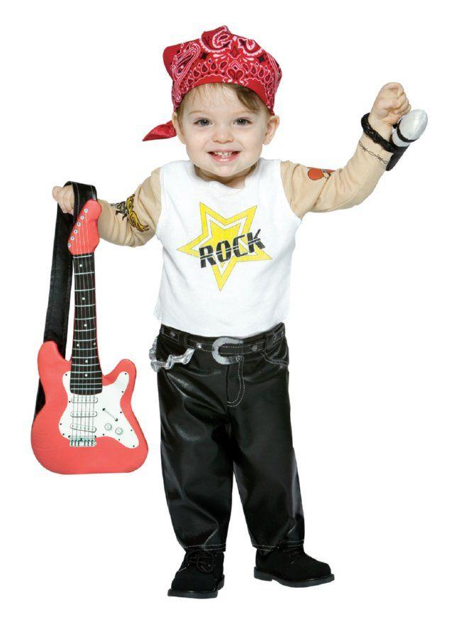 future rock star boy baby costumes pinterest. Black Bedroom Furniture Sets. Home Design Ideas