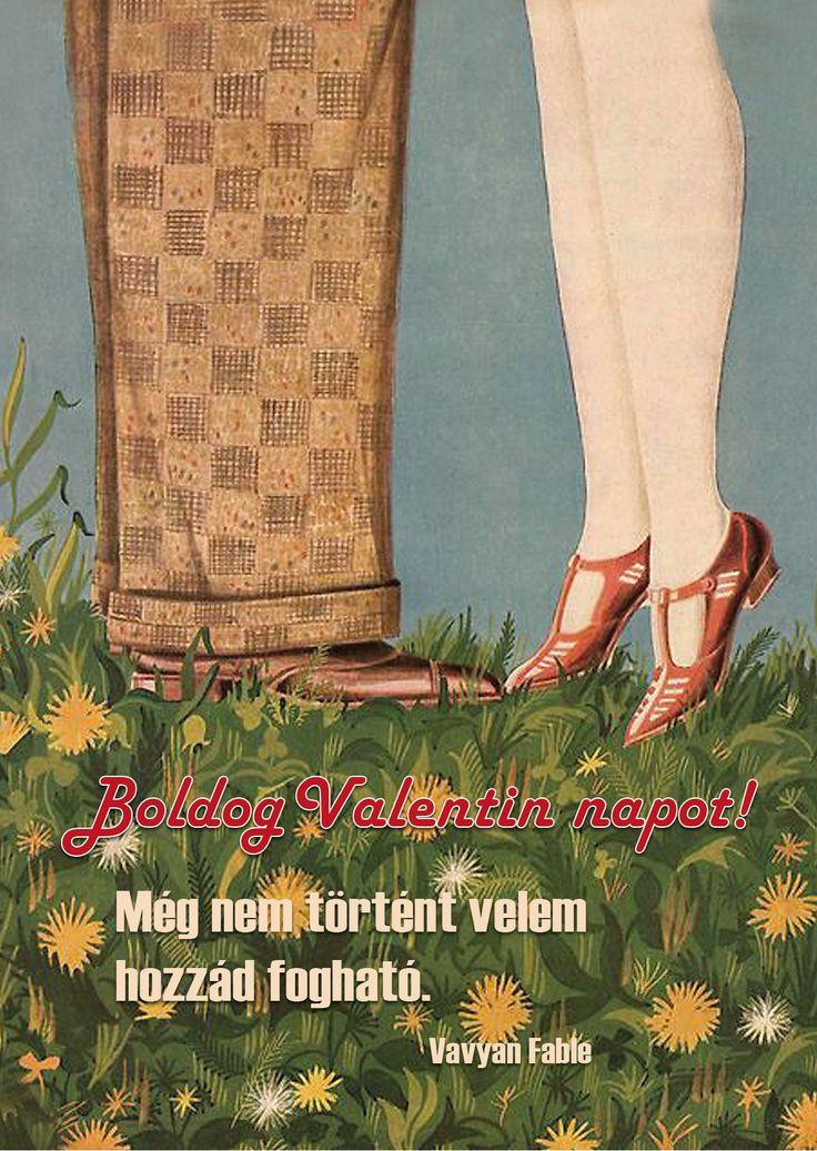Szerelem / Valentin