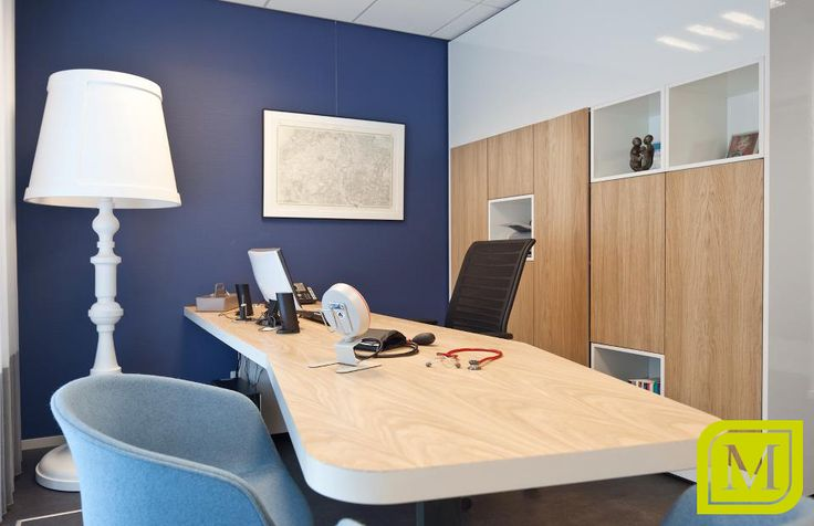Mooie kantoorruimte | Mint keuken & interieurbouw