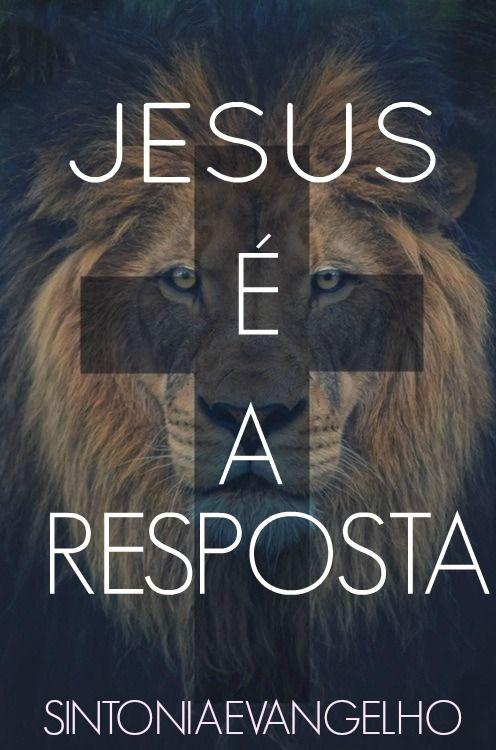 Jesus é amor!                                                       …                                                                                                                                                     Mais