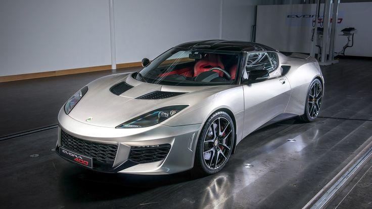 2016 Lotus Evora 400  http://www.wsupercars.com/lotus-2016-evora-400.php