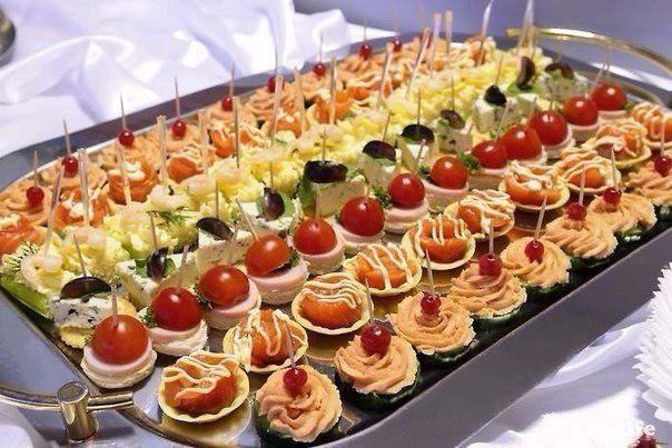 Surprise your guests: 10 ideas for canapés