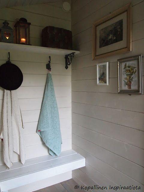 Kopallinen inspiraatiota Ulkosaunan pukuhuone - Pihasauna - Outdoor sauna